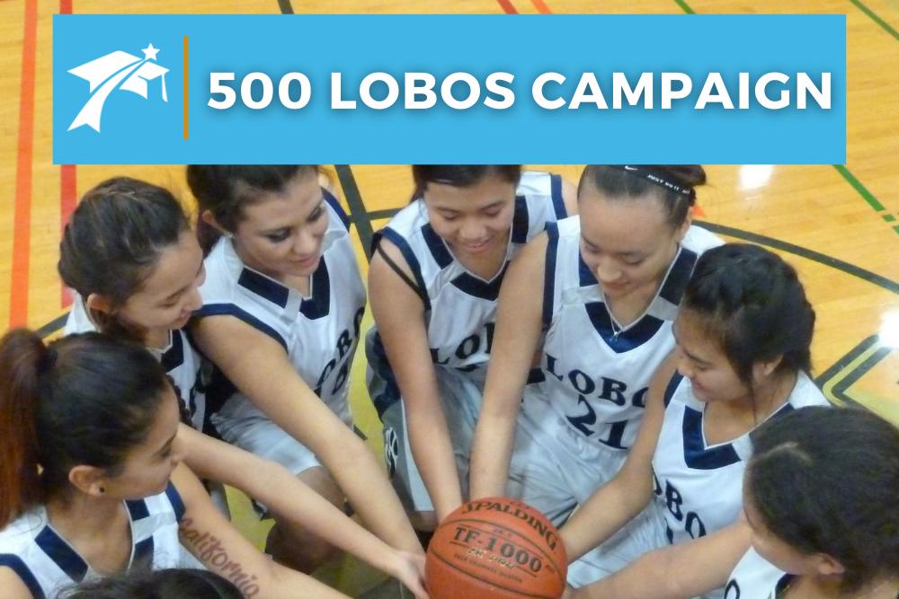 500 Lobos Campaign, EAHS Foundation