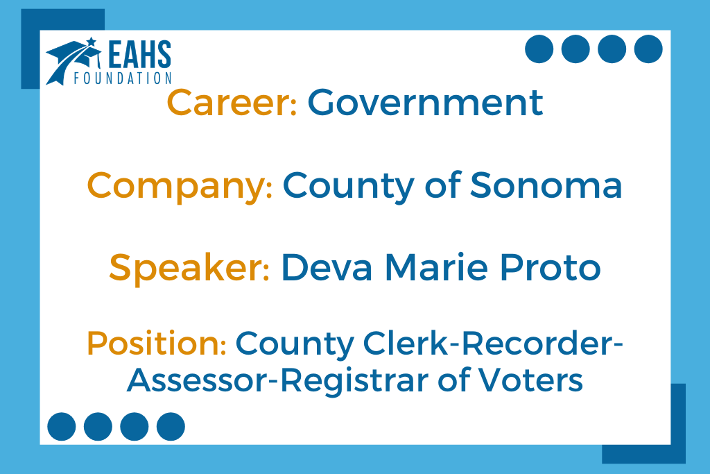 County of Sonoma, Deva Marie Proto