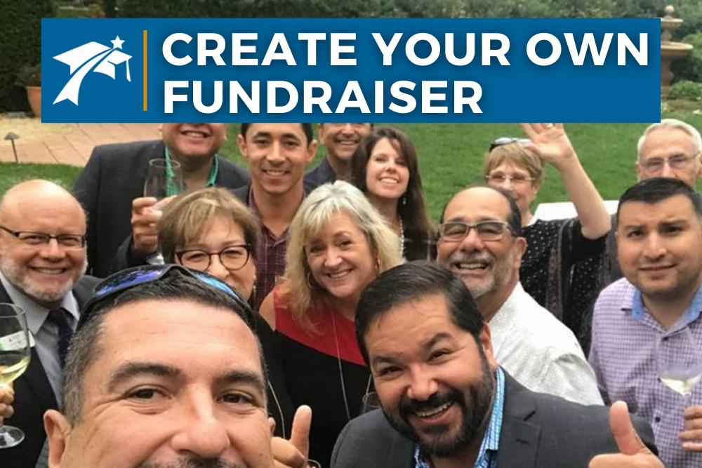 Create your own fundraiser, EAHS