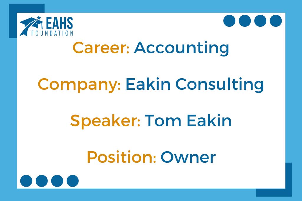 Eakin Consulting