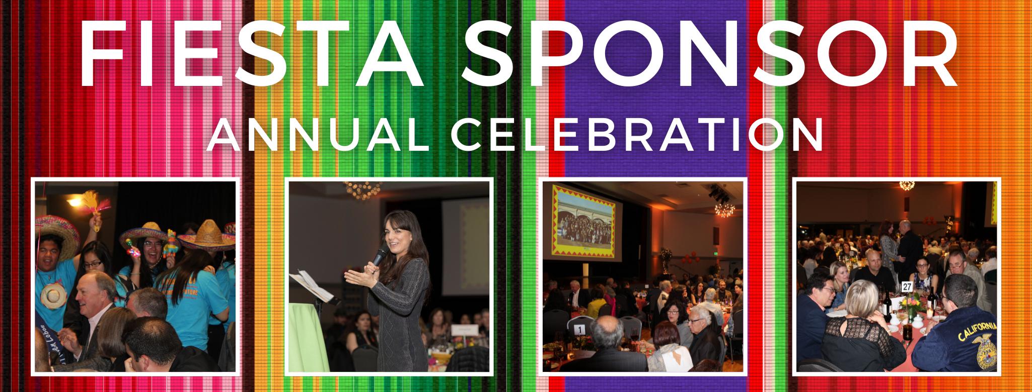 Fiesta Sponsor, EAHS Foundation