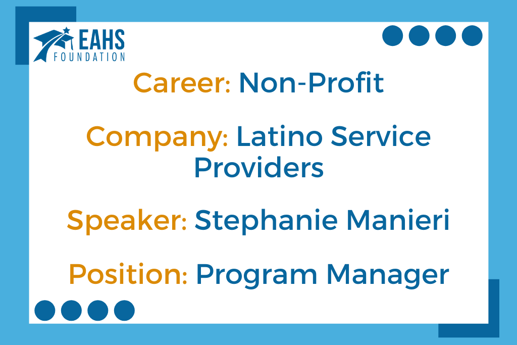 Latino Service Providers, Stephanie Manieri