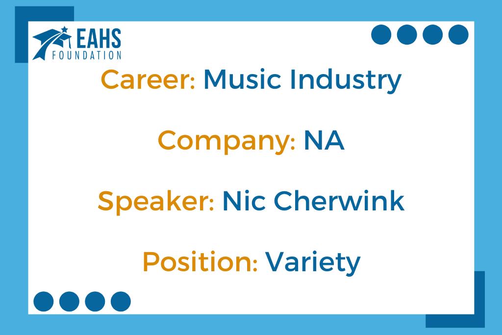Music Industry, Nik Cherwink