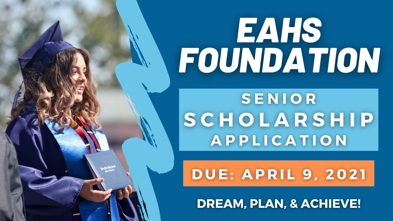 EAHS Foundation Senior Scholarship