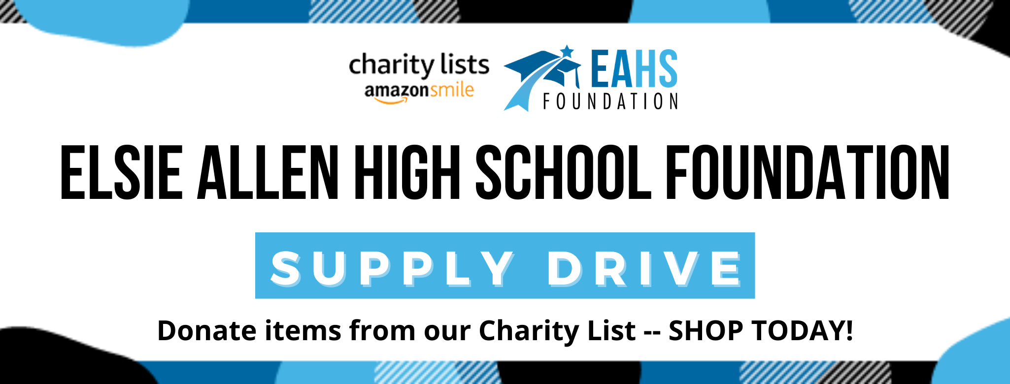 EAHS Foundation Supply Drive